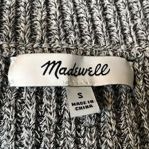 Madewell Tops - Madewell Sweater Knit Tank Top Sz S